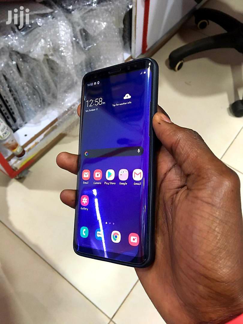Samsung Galaxy S9 64 GB Black