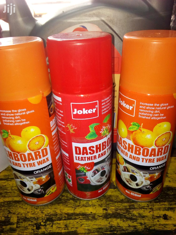 Dashboard Spray
