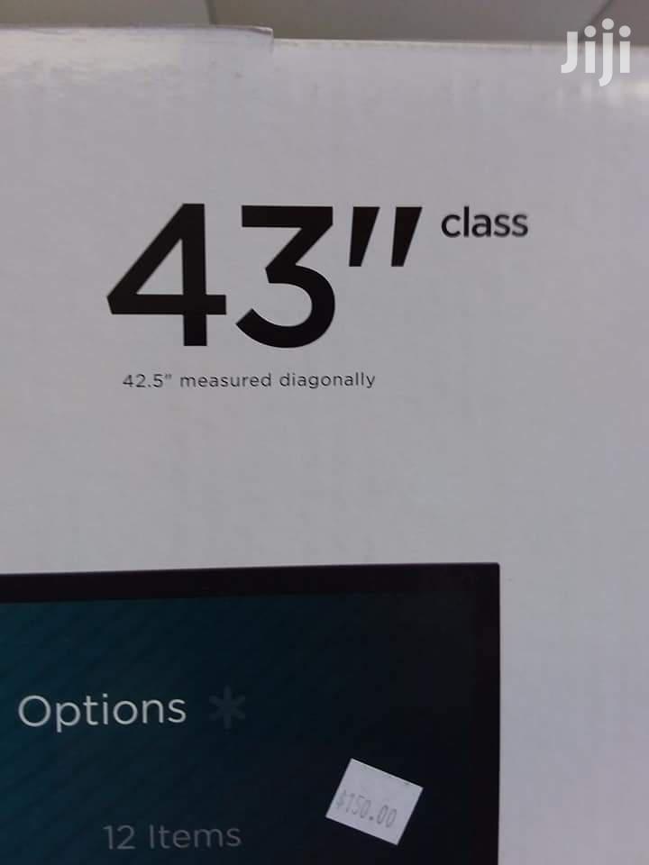 Archive: Brand New Hisense 43