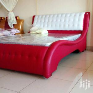 Bed That Comes With Spring Mattress   Furniture for sale in Central Region, Kampala