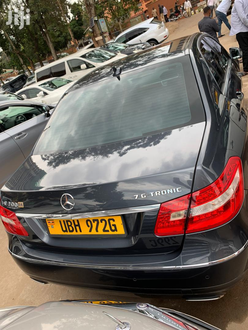 Mercedes-Benz E300 2012 Gray | Cars for sale in Kampala, Central Region, Uganda