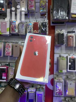 New Apple iPhone 11 64 GB Red   Mobile Phones for sale in Central Region, Kampala
