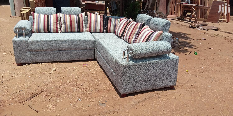Archive: L Sofa Set
