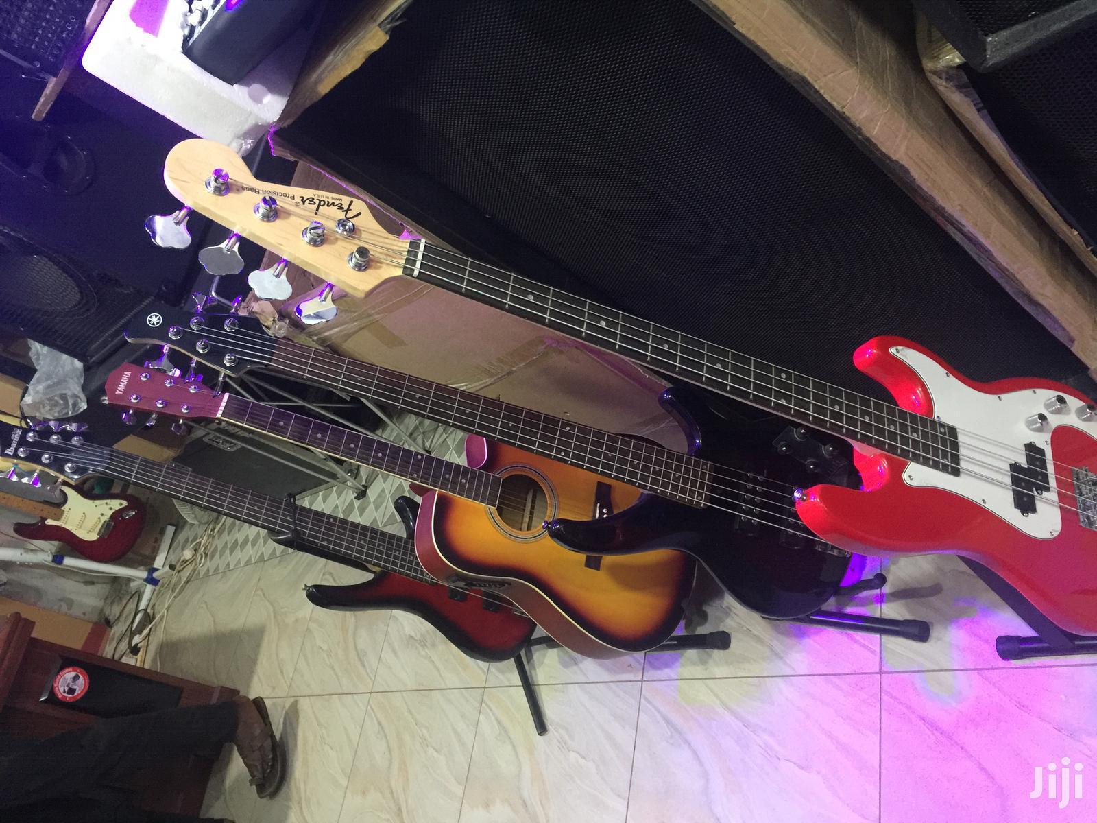 Acoustic Brand New Guitar and Drums | Musical Instruments & Gear for sale in Kampala, Central Region, Uganda