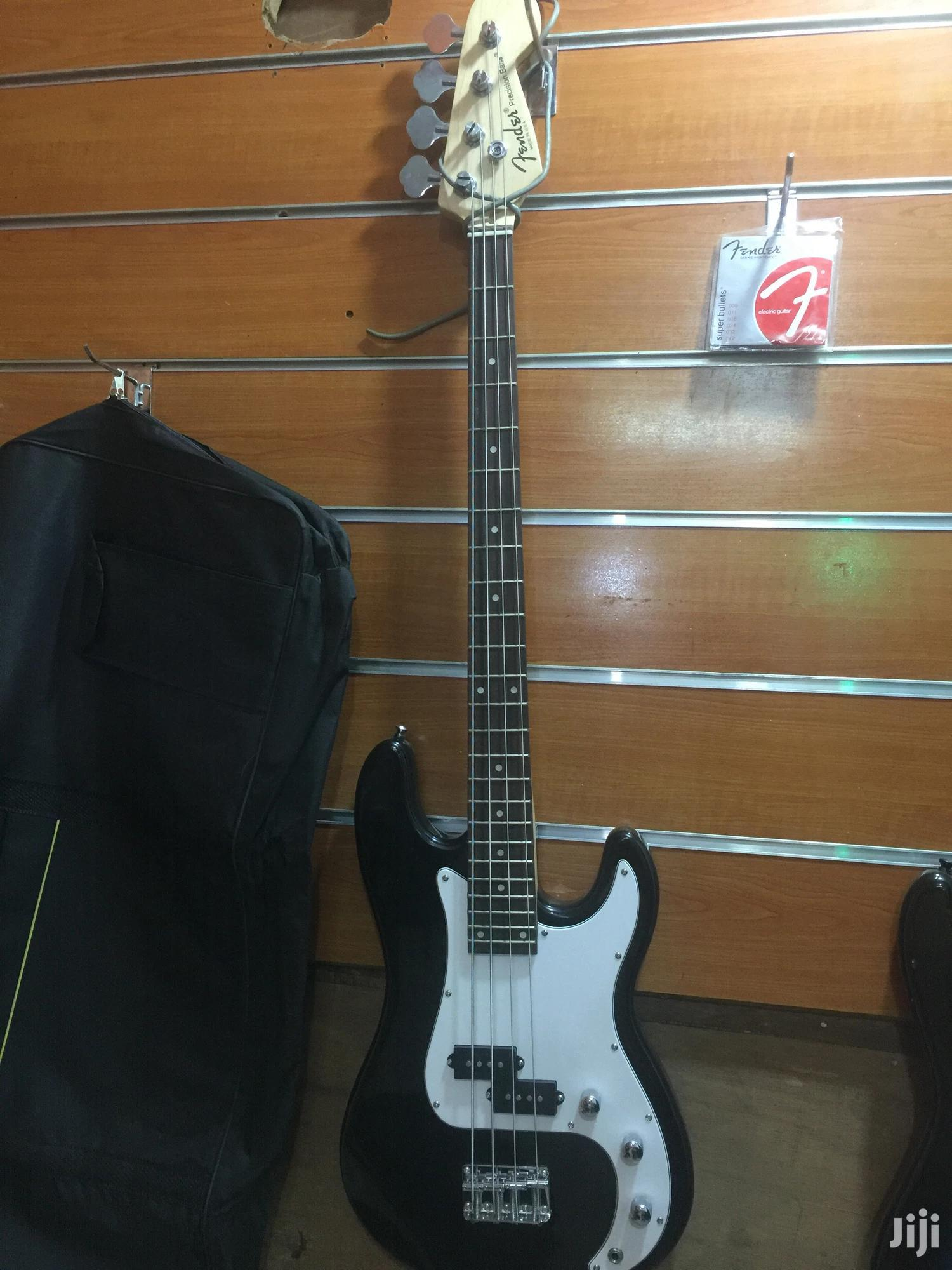Archive: Brand New Bass Guitar