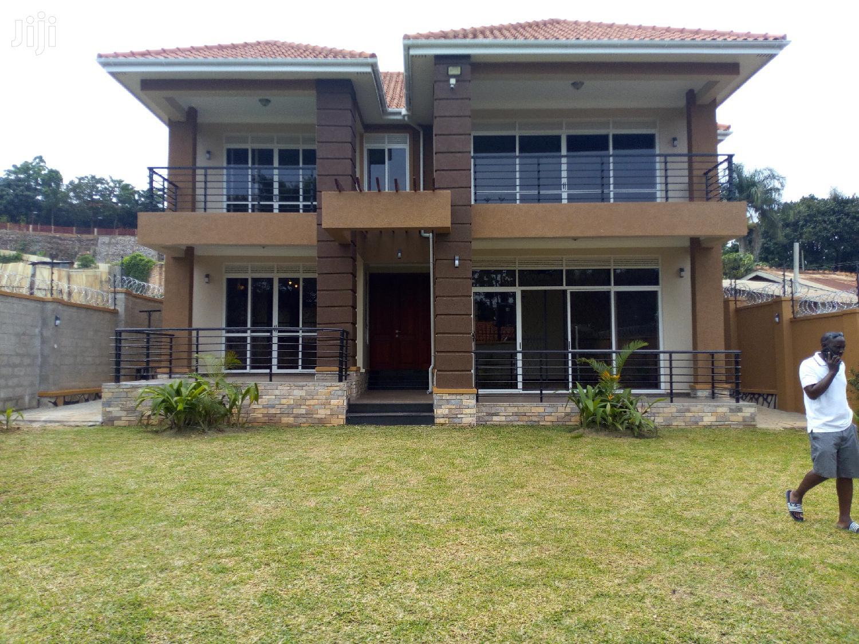 5 Bedroom House For Rent In Muyenga
