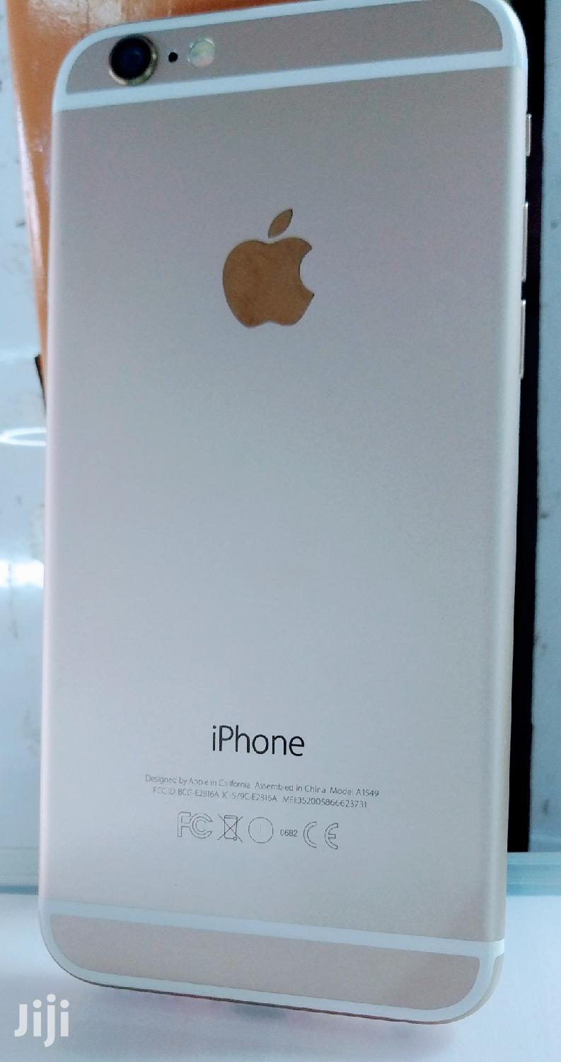 Apple iPhone 6 128 GB White | Mobile Phones for sale in Kampala, Central Region, Uganda