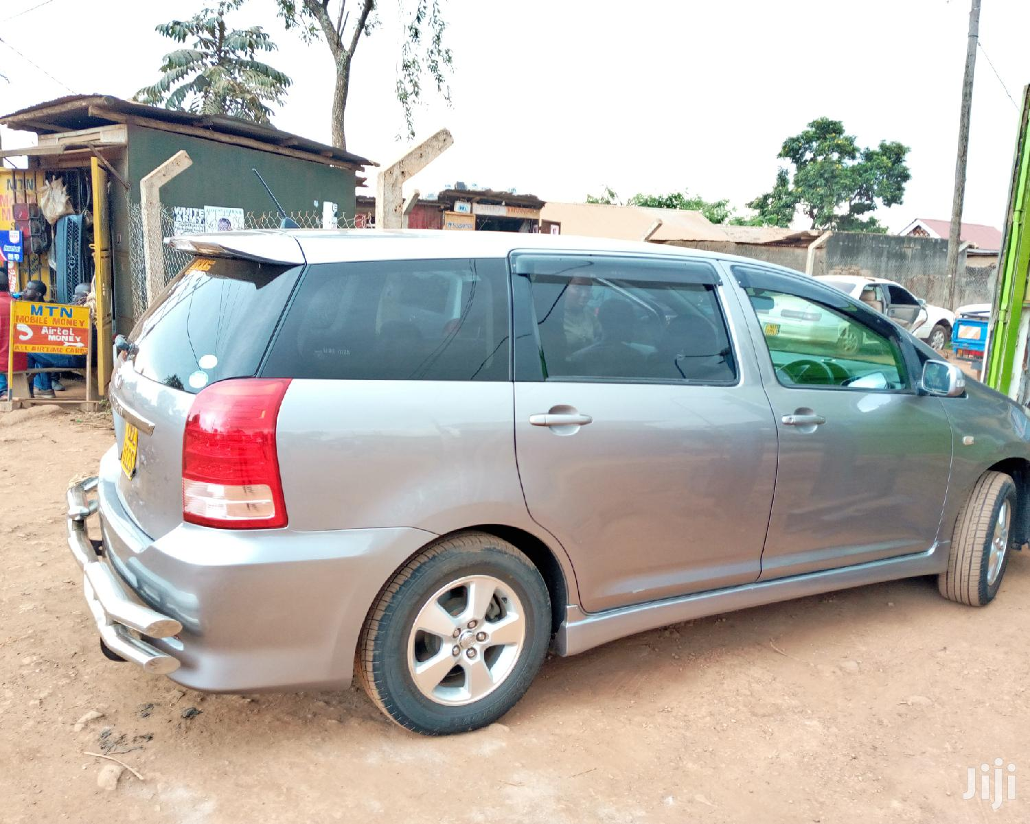 Toyota Wish 2006 Gray | Cars for sale in Kampala, Central Region, Uganda