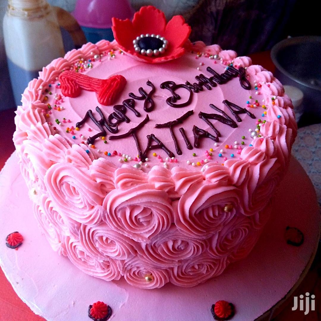 Birthday Cakes For Girls | Meals & Drinks for sale in Kampala, Central Region, Uganda