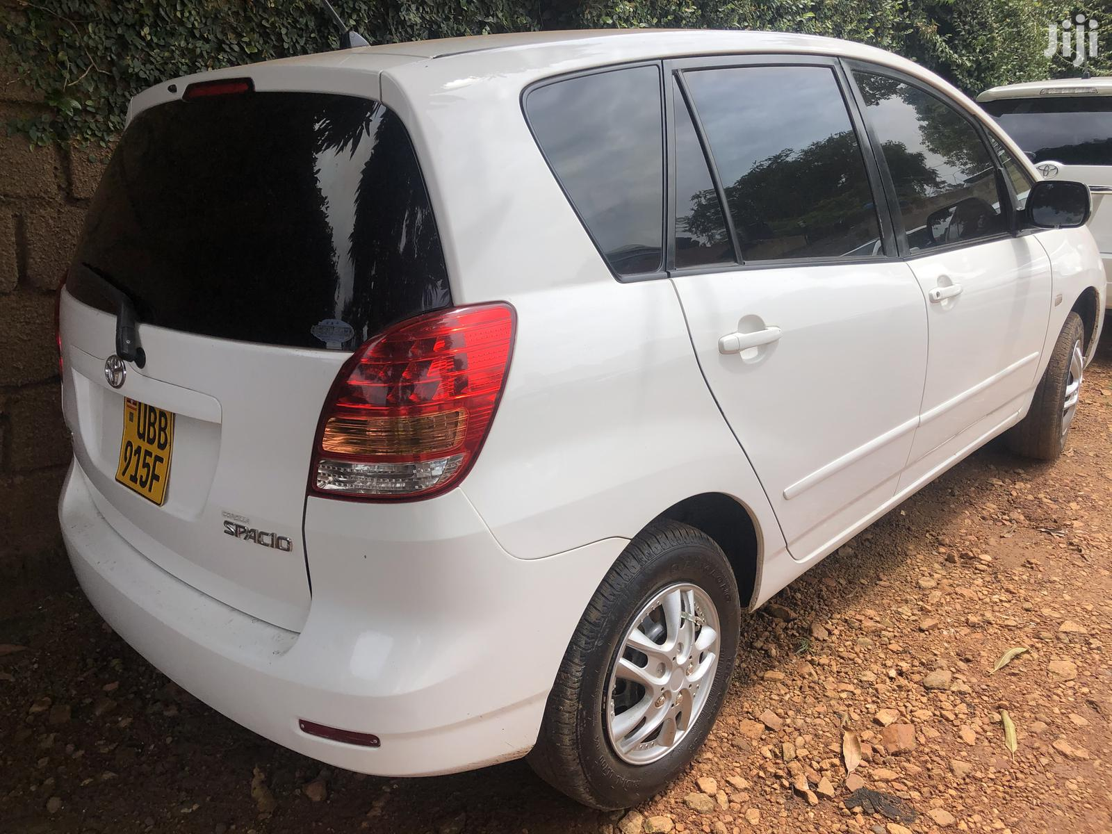 Toyota Spacio 2004 White | Cars for sale in Kampala, Central Region, Uganda