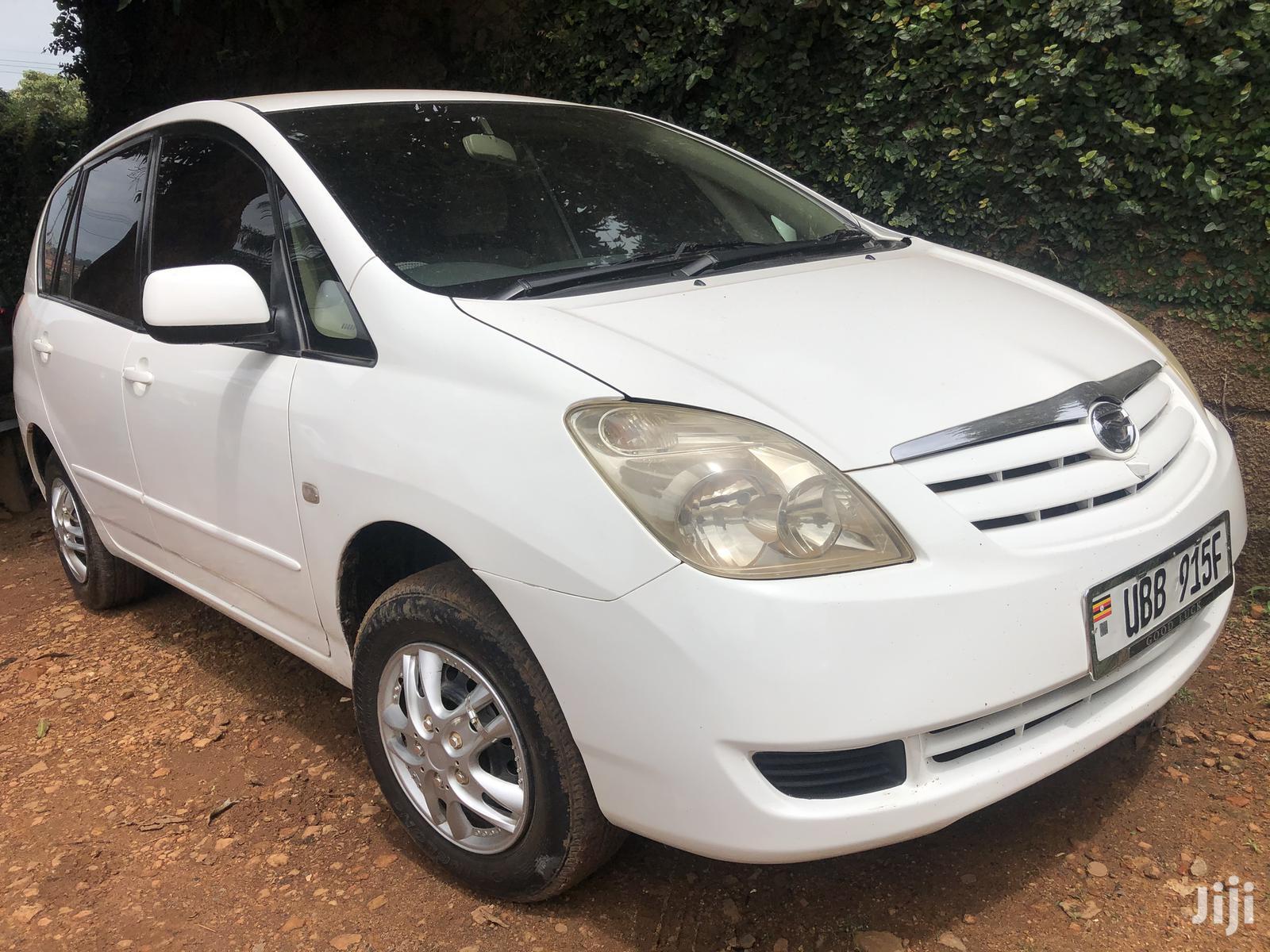 Toyota Spacio 2004 White
