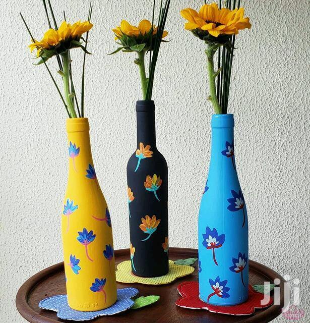 Art Bottles