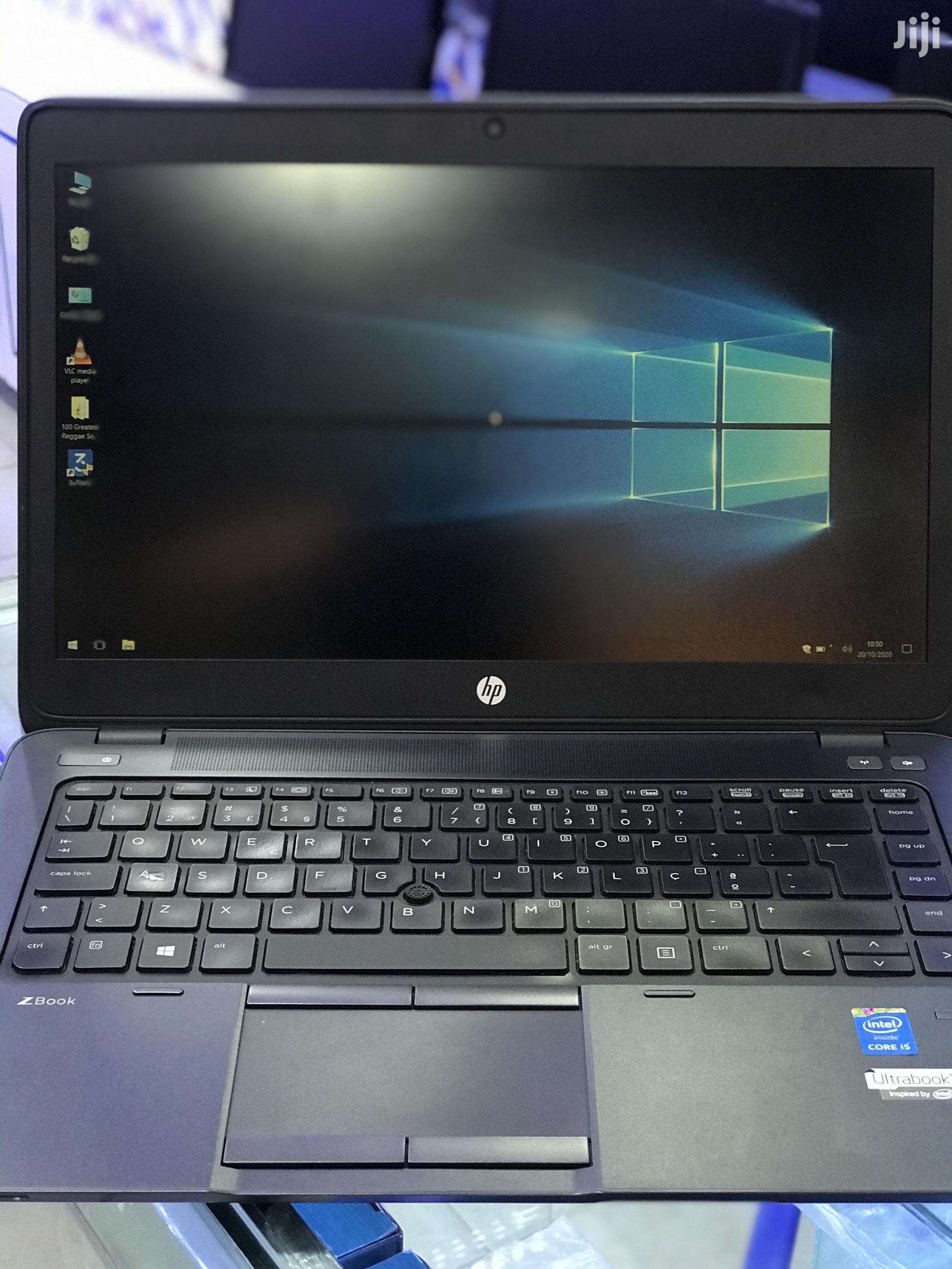 Laptop HP ZBook 14 4GB Intel Core i5 HDD 500GB | Laptops & Computers for sale in Kampala, Central Region, Uganda