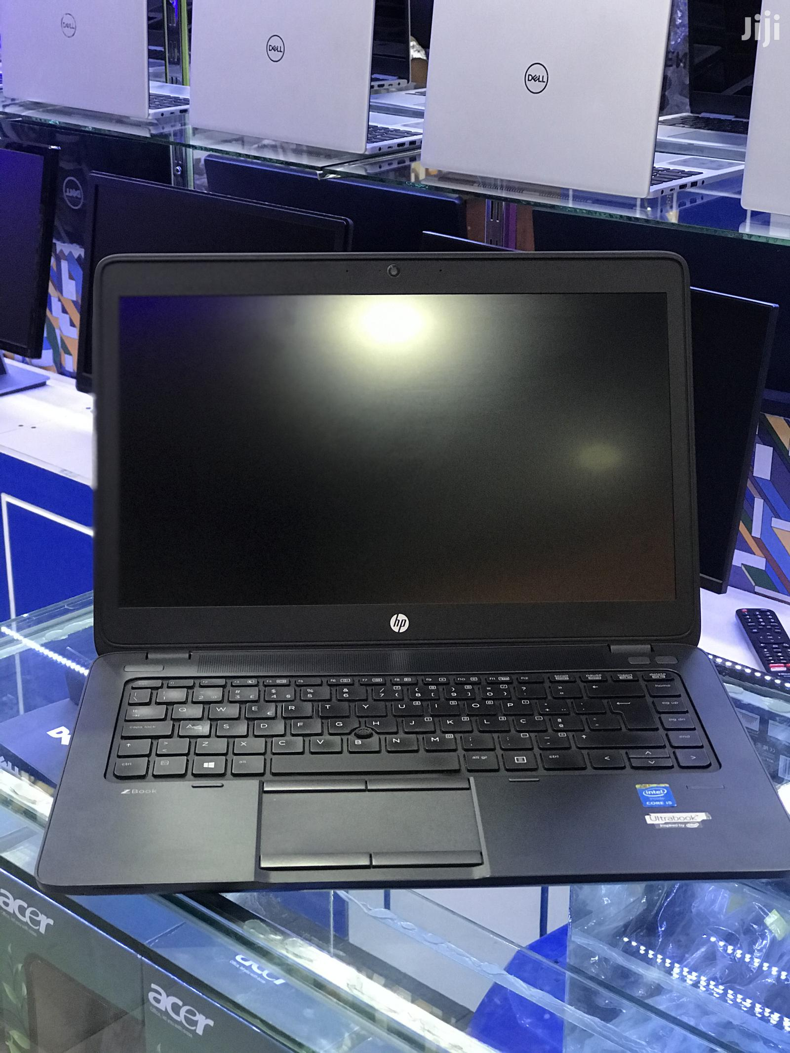 Laptop HP ZBook 14 4GB Intel Core i5 HDD 500GB