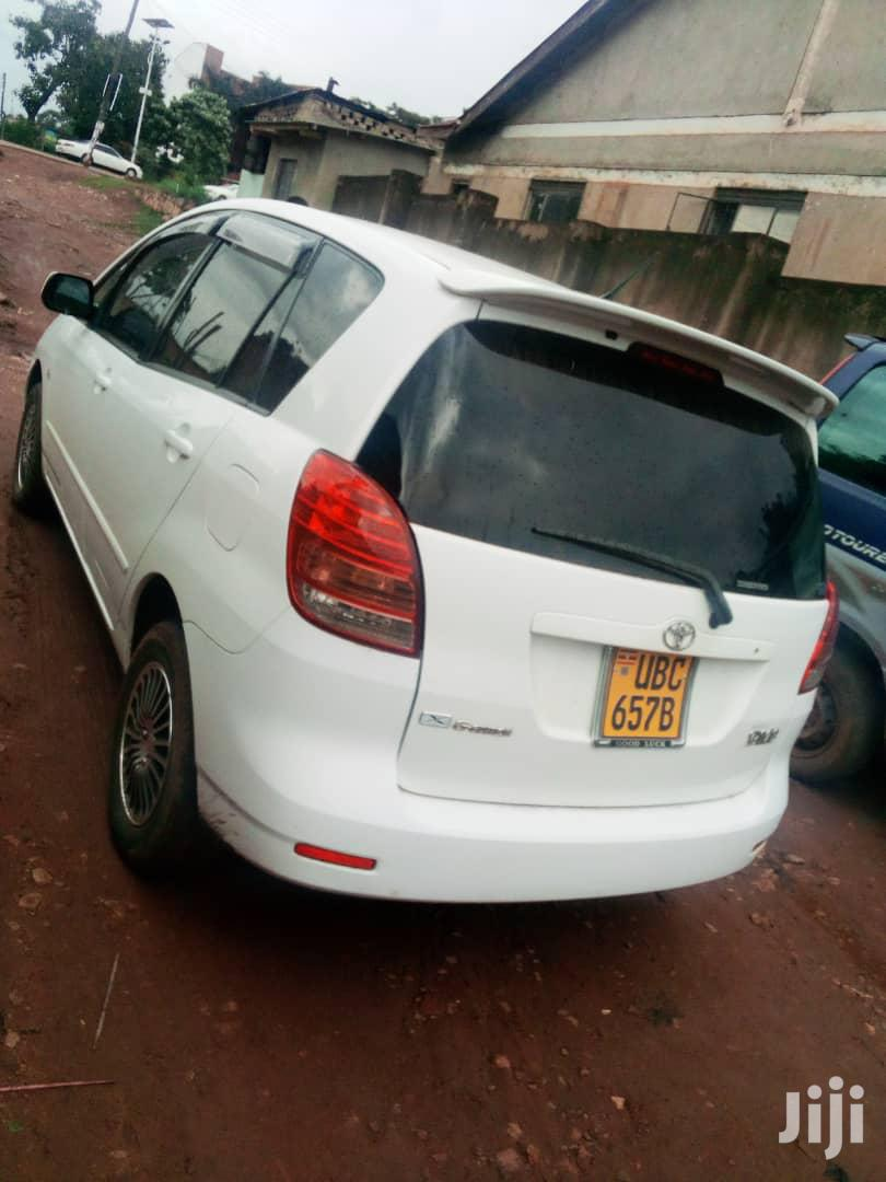 Toyota Spacio 2002 White | Cars for sale in Kampala, Central Region, Uganda