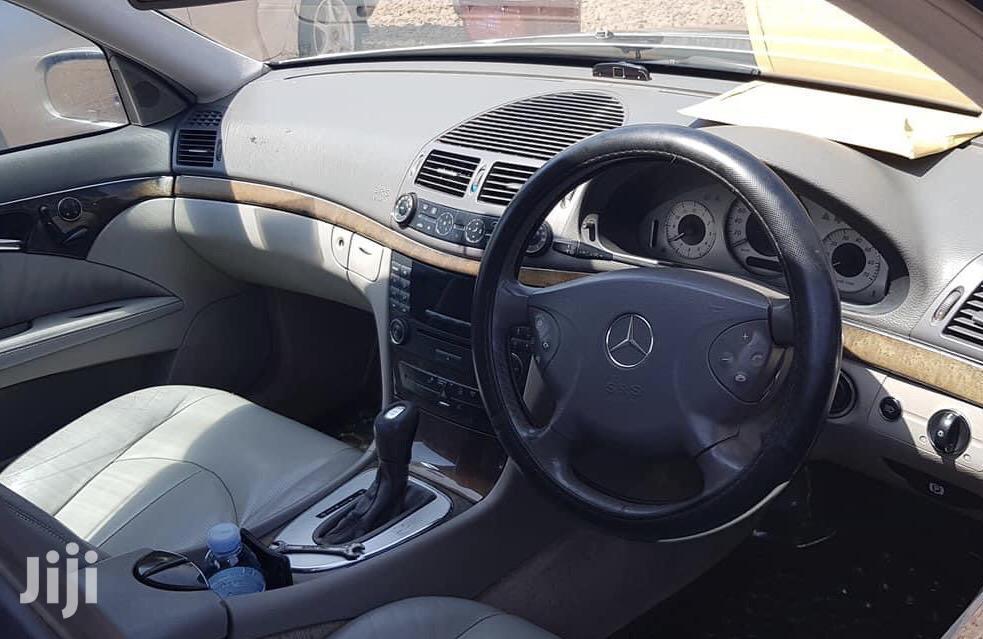 Mercedes-Benz E240 2005 Silver | Cars for sale in Kampala, Central Region, Uganda