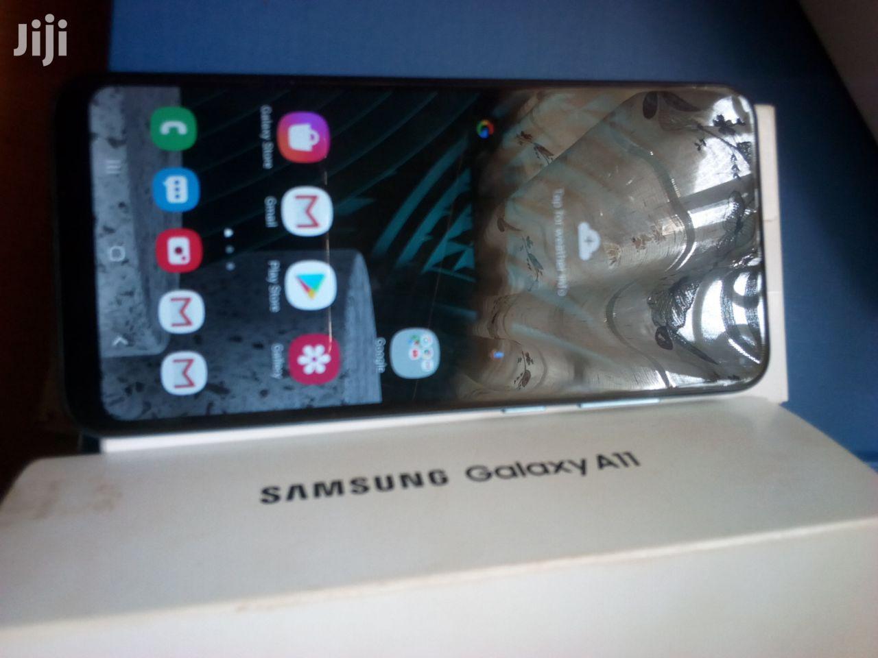 Archive: Samsung Galaxy A11 32 GB Blue