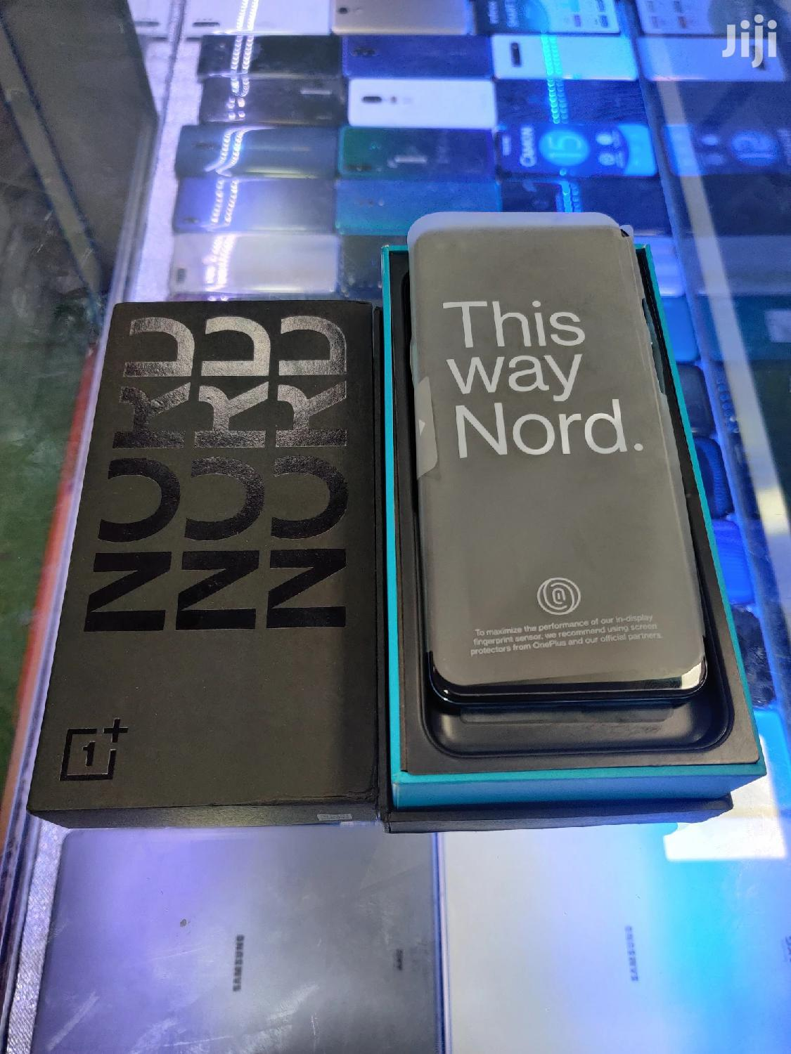 New OnePlus Nord 256 GB Blue