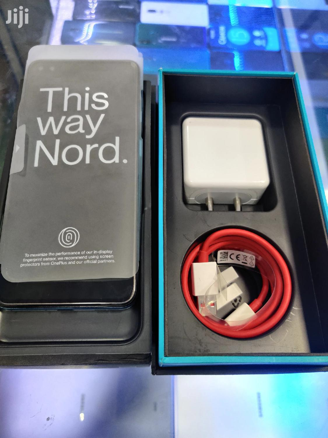 New OnePlus Nord 256 GB Blue | Mobile Phones for sale in Kampala, Central Region, Uganda