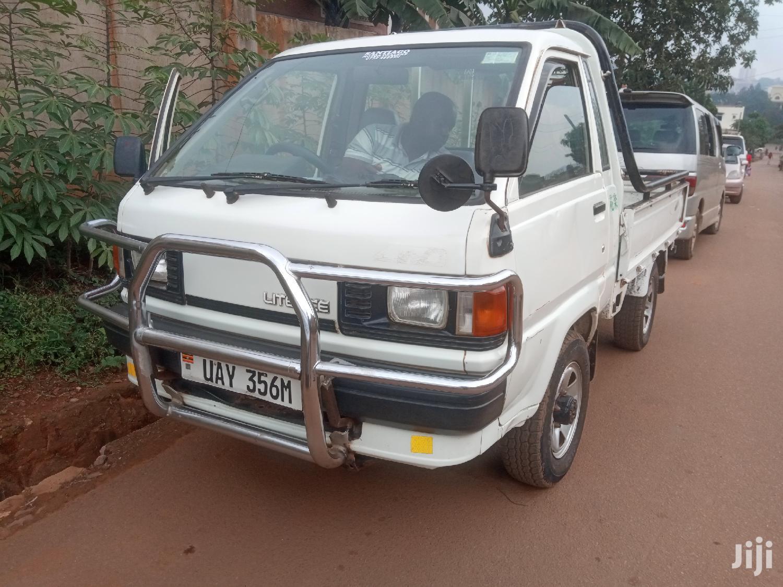 Archive: Toyota Hiace