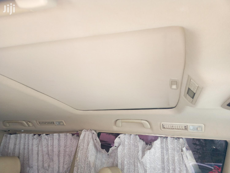 Archive: Toyota Alphard 2007 White