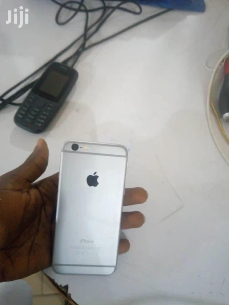 Apple iPhone 6 16 GB Silver | Mobile Phones for sale in Mbarara, Western Region, Uganda