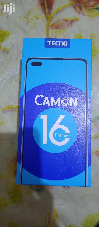 Archive: New Tecno Camon 16 Premier 128GB Silver