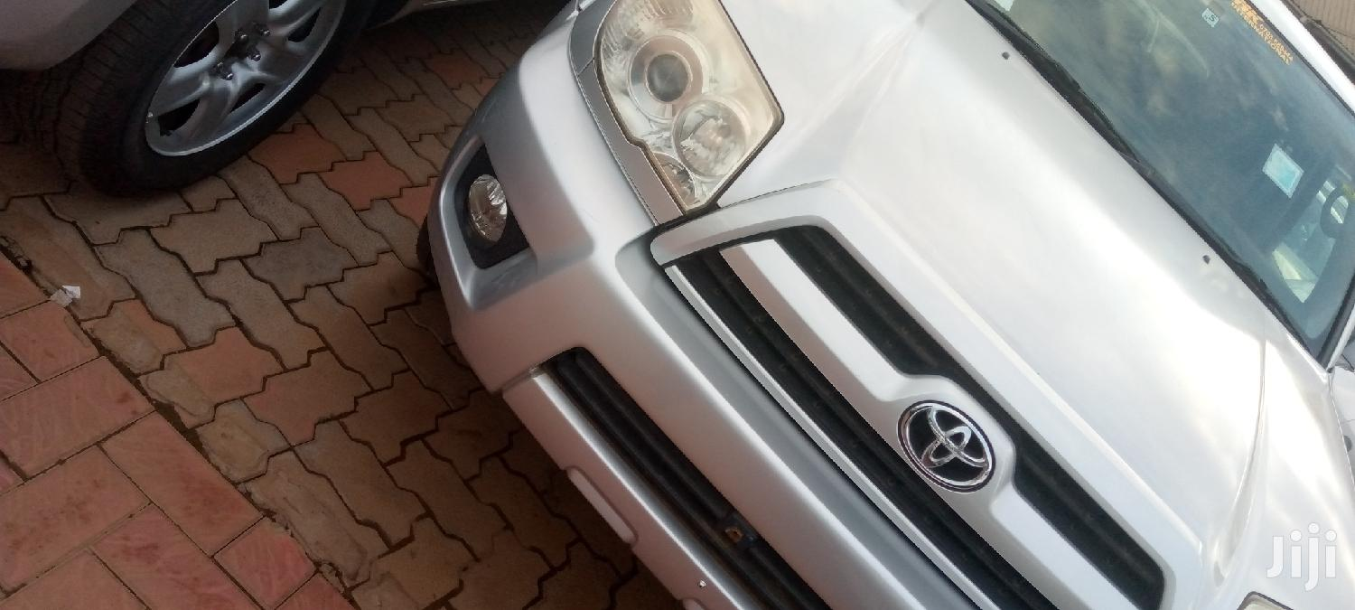 Toyota Surf 2007 Silver | Cars for sale in Kampala, Central Region, Uganda