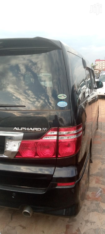 New Toyota Alphard 2007 Black | Cars for sale in Kampala, Central Region, Uganda