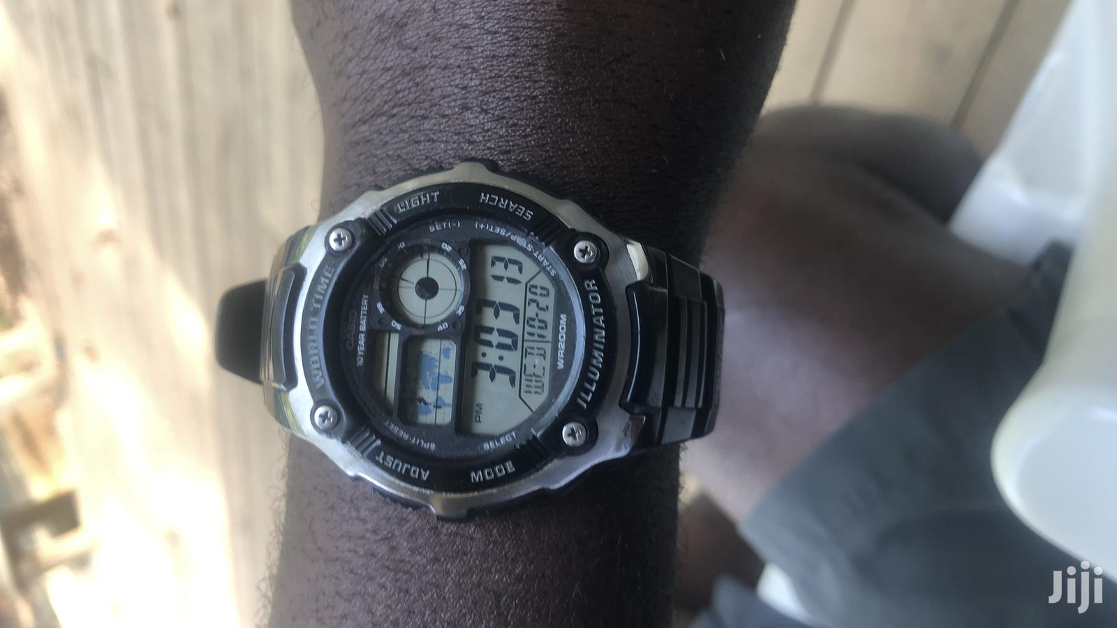 Archive: Casio Digital Watch