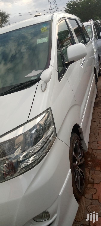 New Toyota Alphard 2008 White | Cars for sale in Kampala, Central Region, Uganda