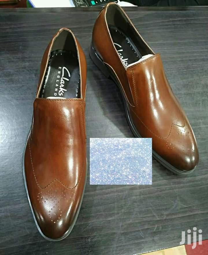 Clarks Leather Gentle Shoes