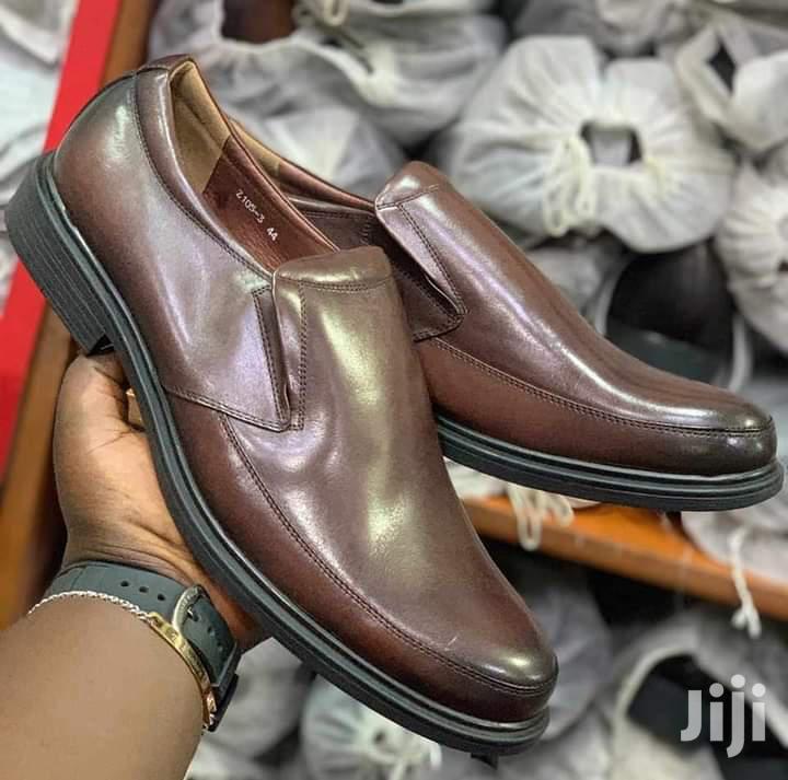 Clarks Gentle Leather Shoes   Shoes for sale in Kampala, Central Region, Uganda