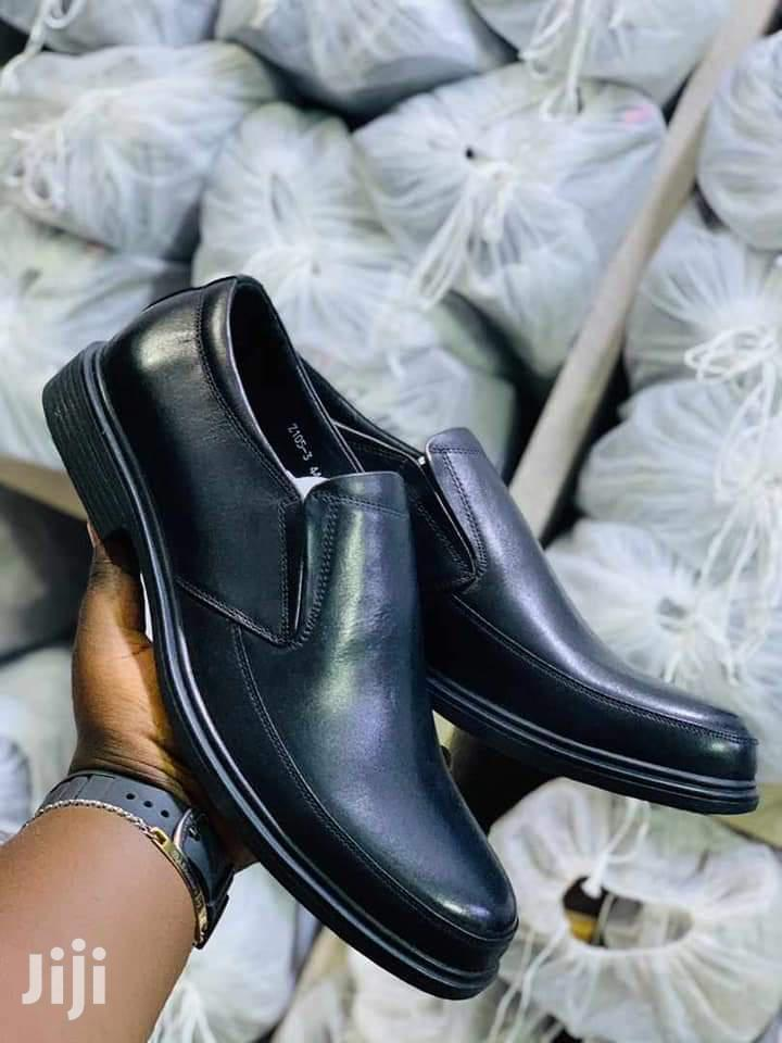 Clarks Gentle Leather Shoes