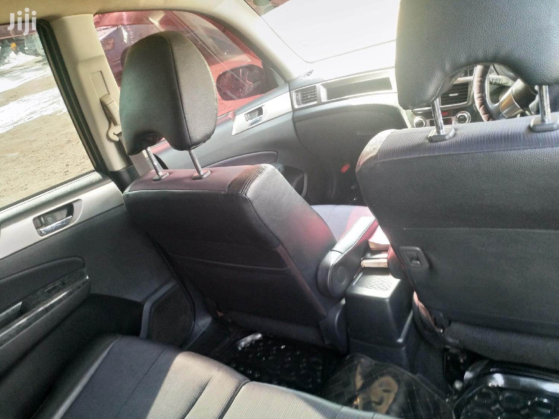 Archive: Subaru Forester 2008 Black