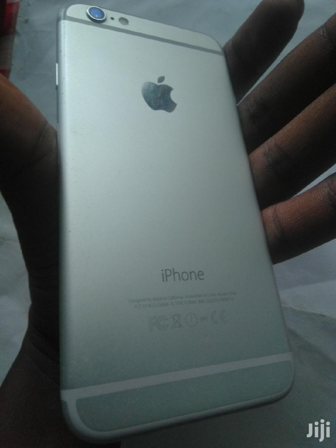 Apple iPhone 6 16 GB Silver | Mobile Phones for sale in Kampala, Central Region, Uganda