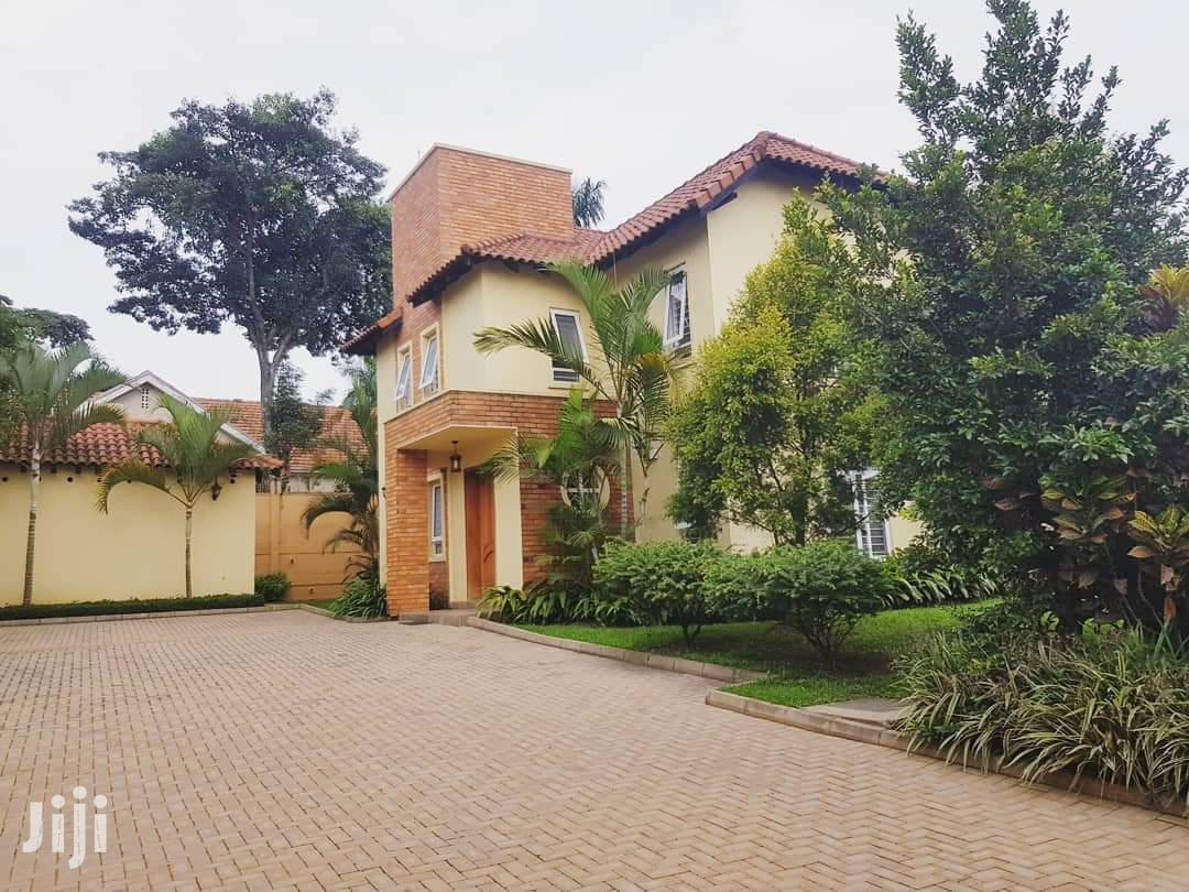 Munyonyo 4 Bedroom Fully Furnished House For Rent | Houses & Apartments For Rent for sale in Kampala, Central Region, Uganda