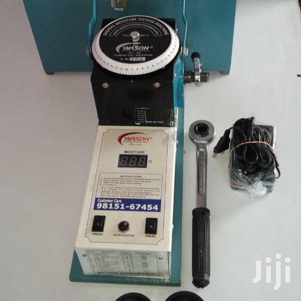 Crusher Moisture Meter Commercial Supplier
