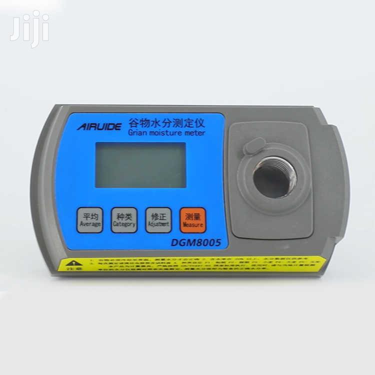 Crushing Moisture Meter