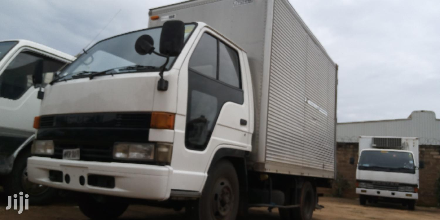Box Body Isuzu Elf 2tons