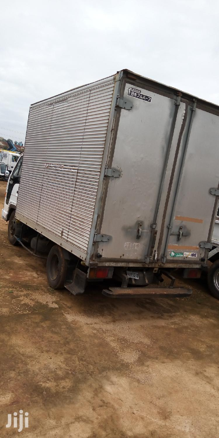 Box Body Isuzu Elf 2tons | Trucks & Trailers for sale in Kampala, Central Region, Uganda