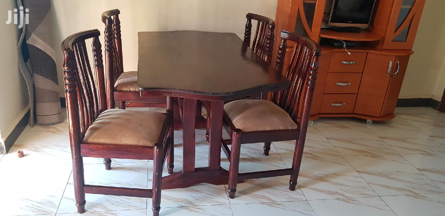 Quality Four Seater Dining Table
