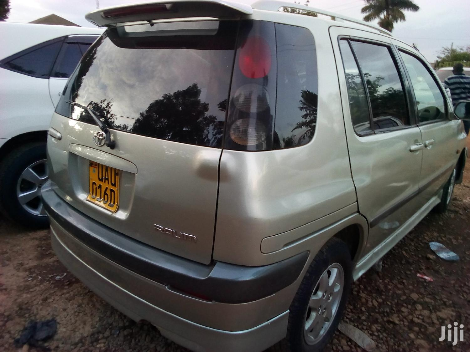 Toyota Raum 2003 Silver | Cars for sale in Kampala, Central Region, Uganda