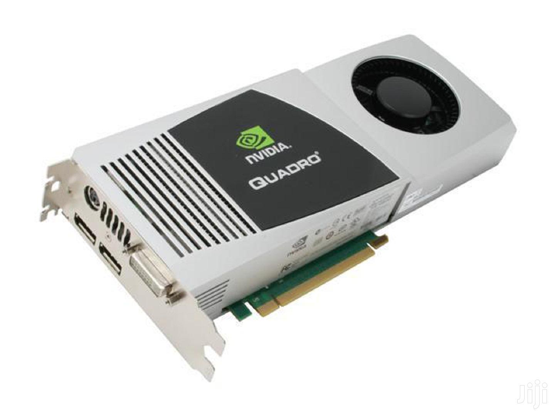 Archive: Nvidia Quadro 4800 1gb Gddr3 Gaming Graphics Card