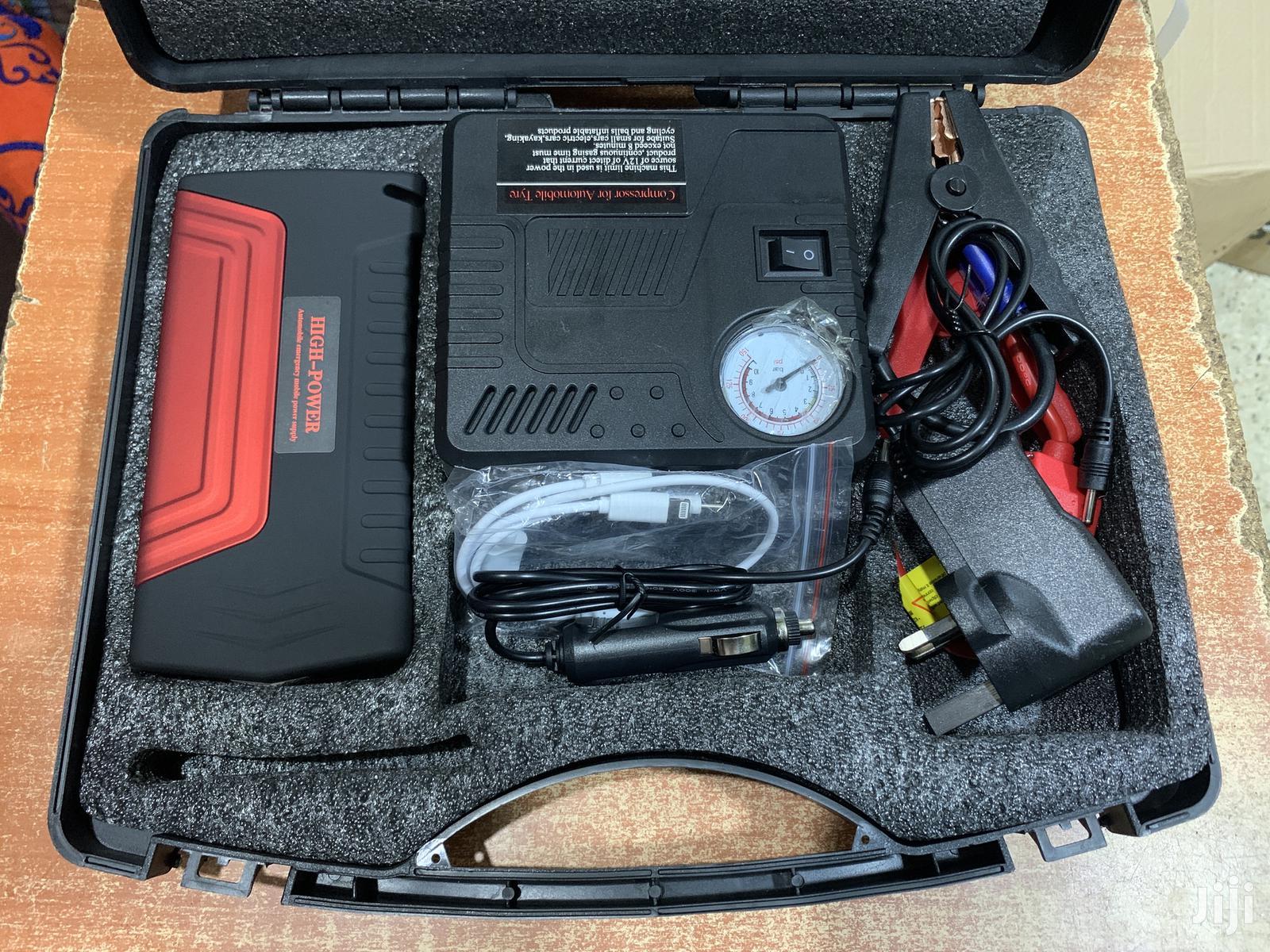 MC09 Jump Starter Kit