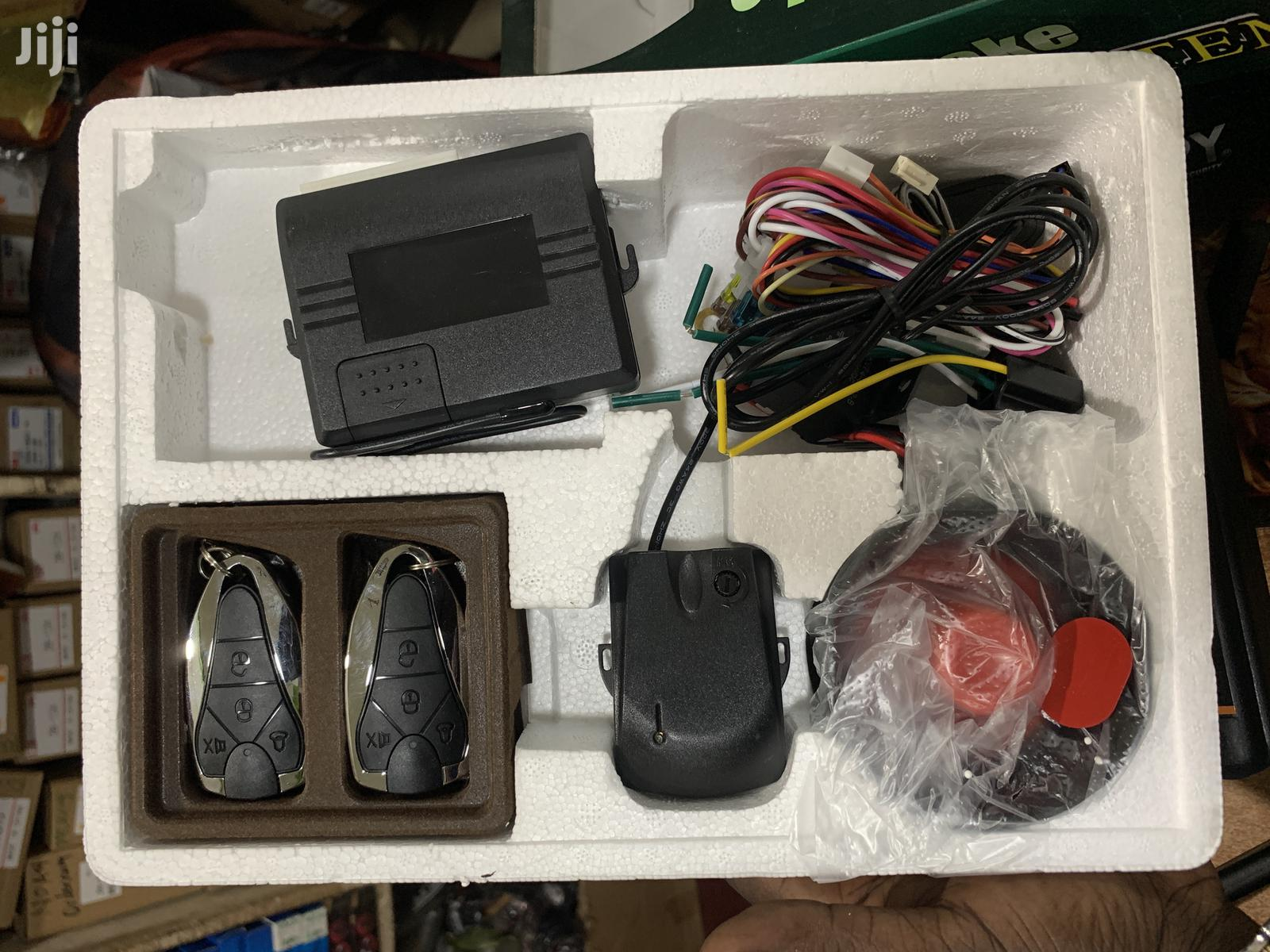 ONE-WAY Car Security Alarm System | Vehicle Parts & Accessories for sale in Kampala, Central Region, Uganda