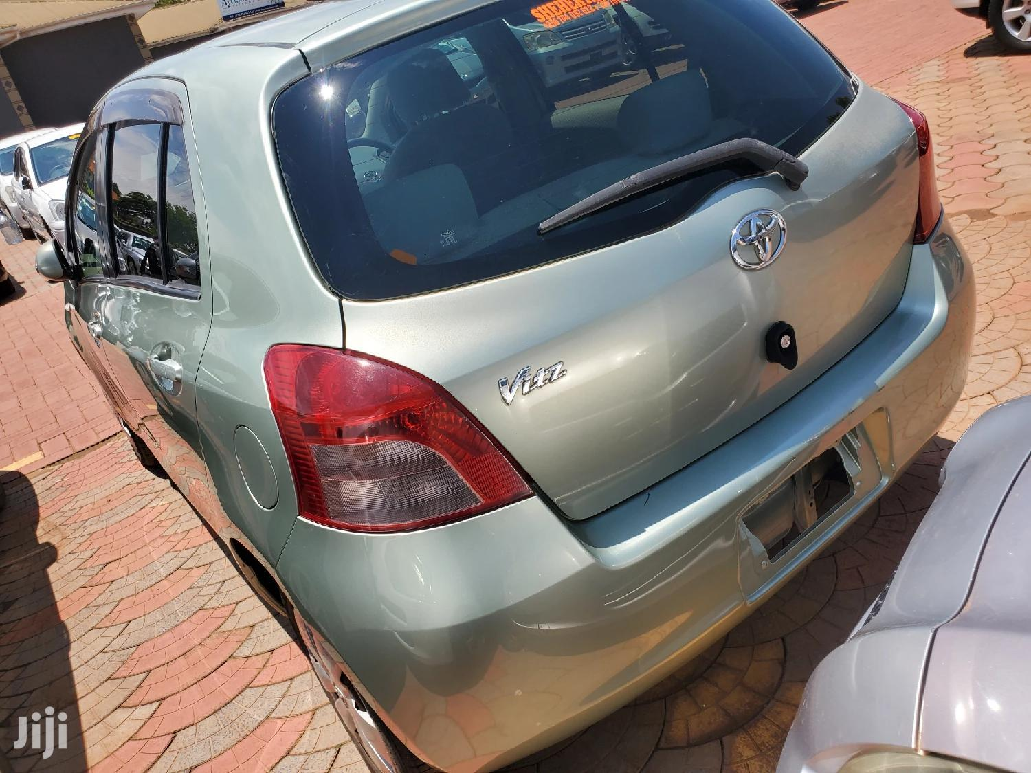 Toyota Vitz 2007 Green | Cars for sale in Kampala, Central Region, Uganda