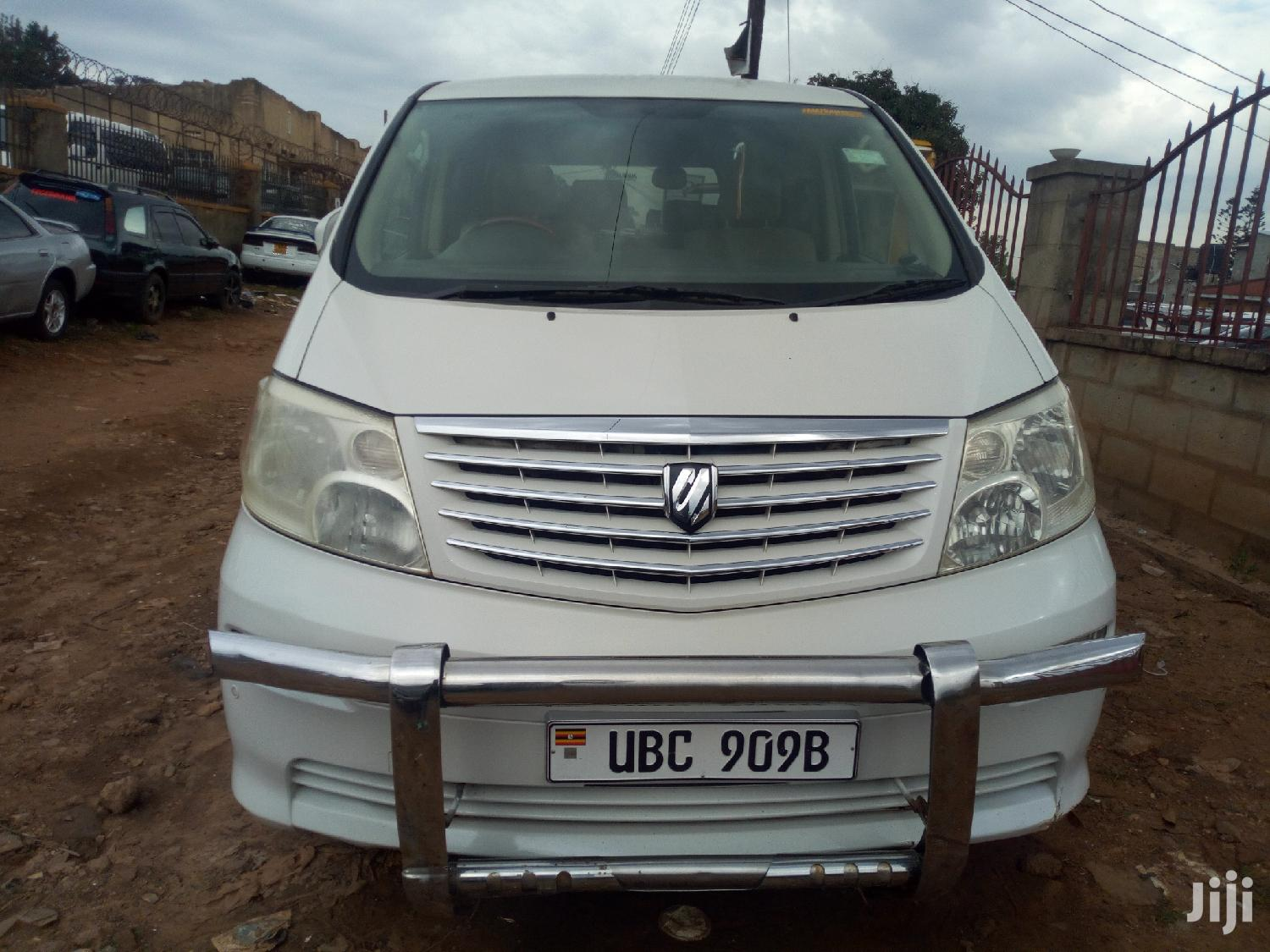 Toyota Alphard 2020 White | Cars for sale in Kampala, Central Region, Uganda