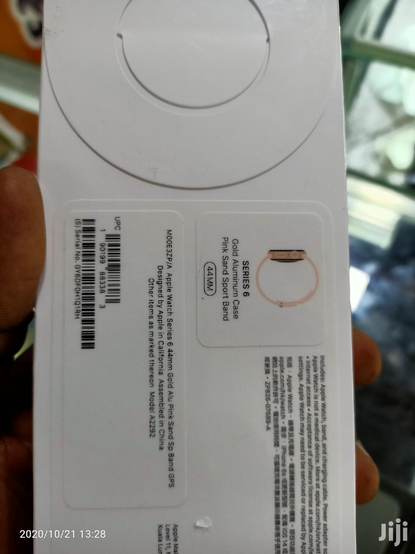Genuine Box Pack Apple Watch Series 6, 44mm (2020)