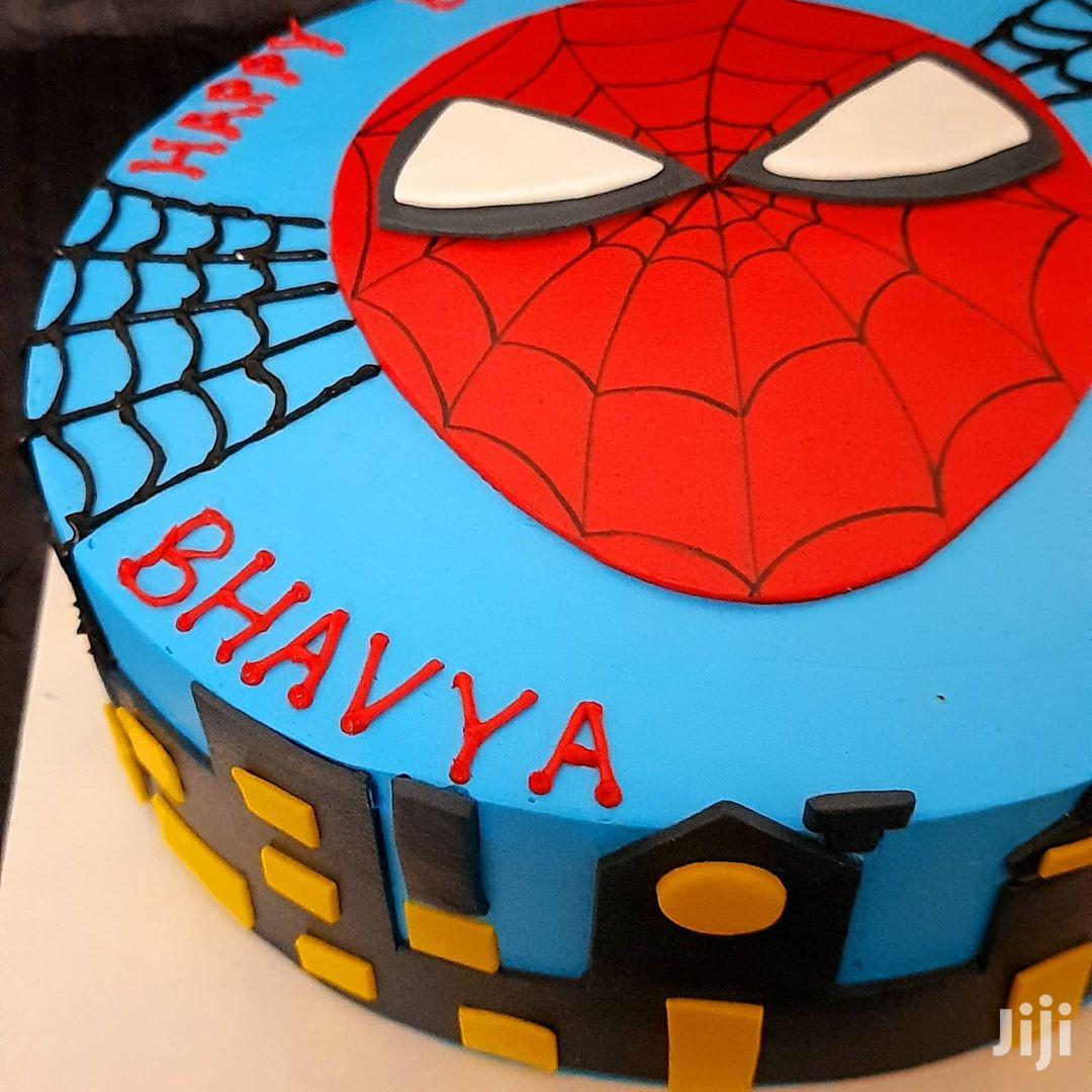 Birthday Cakes For Boys   Meals & Drinks for sale in Kampala, Central Region, Uganda